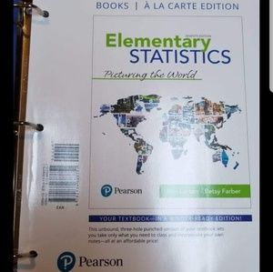 Elementary Statistics College Textbook